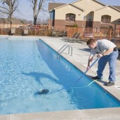 Equipment on Pools that Can Require Pool Repair in Houston