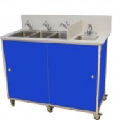 4 Ways a Portable Hand Washing Sink Helps Keep Your Kids Healthy