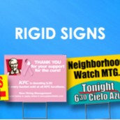 Different Types of Signs for Advertising Purposes