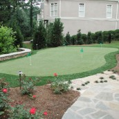 Why Invest in Outdoor Putting Greens in Alpharetta?