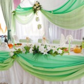 Get Fancy With Square Tablecloths For Special Events