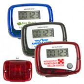 Branded Pedometers-Putting Your Best Business Foot Forward