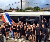 Traveling with a Large Group? Book a Bus Transportation Service in Oahu
