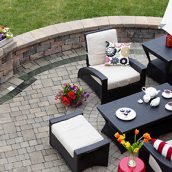 Advantages of Paver Patios in Waukesha WI Compared With Decks or Concrete Slabs