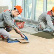 Eliminating A Few Small Scratches Is A Standard Wood Flooring Repair In New York City