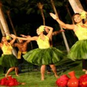 See the Hula Auana in Honolulu Performed When You Take Part in Luau Festivities