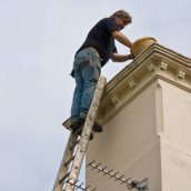 Masonry Services for Chimney Rebuilding in Carroll County, MD