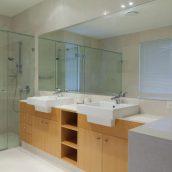 Frameless Glass Showers Are a Popular Bathroom Renovation Choice