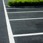 Parking Lot Striping in Burlington, VT Keeps Automobiles Organized