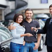 Experience the Royal Treatment at a Dealership