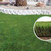 Artificial Grass Just Makes Financial Sense