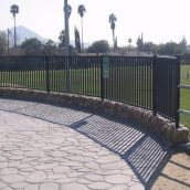 The Benefits Of Installing An Iron Fence In Temecula Around The Perimeter Of A Home