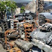 Scrap Metal Recycling in Los Angeles, California