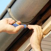 Four Benefits of Gutter Guards in Lexington KY