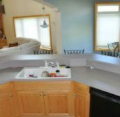 Comparing Natural Stone, Tile and Concrete Countertops For Shakopee Renovations