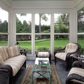 Benefits Offered When Adding Screen Porches in Brookfield, WI