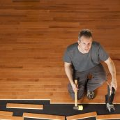 Commercial Flooring Contractors in Boston, MA Install Coatings for a Professional Appearance