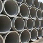 Two Types Of Concrete Culvert Pipe: Pipe And Pipe Arch