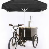Start Your Mobile Coffee Business With The Coffee Tricycle