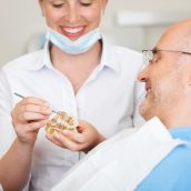 Restore Facial Structure One Tooth at a Time With Premium Dental Implants