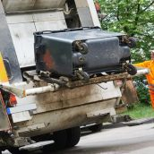 Preventing Load Contamination at a Waste Management Recycling Center